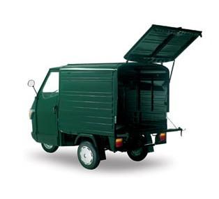 Ape 50 – Panel Van