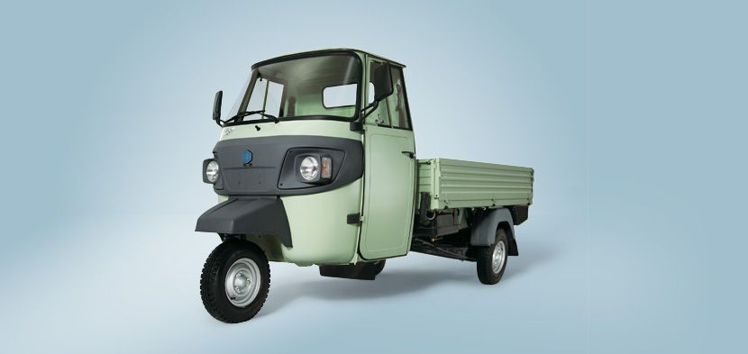 classic pick up piaggio commercial vehicles. Black Bedroom Furniture Sets. Home Design Ideas