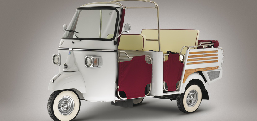 calessino | piaggio commercial vehicles