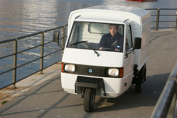 ape tm – panel van | piaggio commercial vehicles